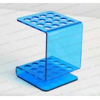 Co 11 special struture acrylic santa products counter display stand