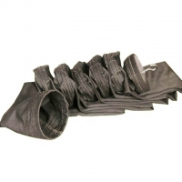 Wholesale 630GSM 7 Rings 260 Degree RABH Fiberglass Filter Bag from china suppliers