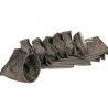 Buy cheap 630GSM 7 Rings 260 Degree RABH Fiberglass Filter Bag from wholesalers