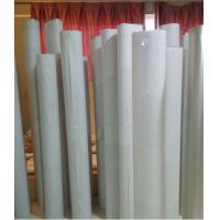 China High Elasticity Cotton Silk Nickel Rotary Screen , Textile Screen Printing 80M on sale