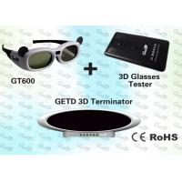 Wholesale 3D Museum Digital 3D Glasses and IR 3D Emitter from china suppliers