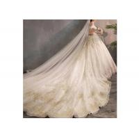 Wholesale Ropes Back Style Long Tail Bridal Gown / Mermaid Style Bridal Dresses from china suppliers