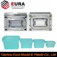 Wholesale plastic storage box mould /box mould /crate mould with different sizes from china suppliers