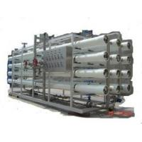 Wholesale 1M3 / H 380V RO Water Purifier Plant Devices , Water Purifier Industrial Machine from china suppliers