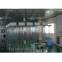 China Class 1000 Movable Softwall Cleanroom Booth For Food Beverage Industry on sale