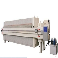 Wholesale Programmed 1500 Filter Press Equipment , Frame And Plate Filter Press from china suppliers