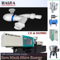 Wholesale Pvc Pipe Fittings Making Machine , Clamping Unit Injection Molding Machine from china suppliers