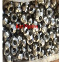China Titanium Forged Pipe Fittings Cap Accesorios Forjados De Acero Inoxidable ASME B 16.11 on sale