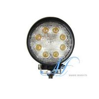 China 8X3W LED working light, truck off road light, forklift truck headlight, spreader light on sale