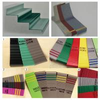 Wholesale Rubber / PVC Flooring Accessories Integral Stair Step Non - Slip Easy To Clean from china suppliers