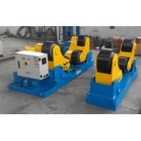Wholesale Pressure Vessel Boiler Heavy Duty Pipe Welding Rotator Rollers Φ500mm from china suppliers