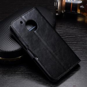 Crazy Horse G5 Motorola Leather Case Handmade Light Weight Anti - Dirty Lining