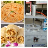 Buy cheap High Efficiency Pancake Maker / Pancake Backing Machinery from wholesalers