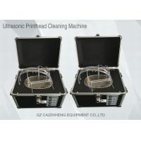 Wholesale Outdoor Printer Black Ultrasonic Printhead Cleaning Machine For Epson DX5 Printhead from china suppliers