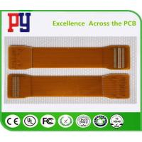 Wholesale 1OZ Prototype Printed Circuit Board , Fr4 Pcb Board Polyimide Base Fpc Wiring from china suppliers