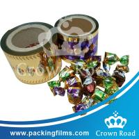 Wholesale chocolate twist wrap from china suppliers