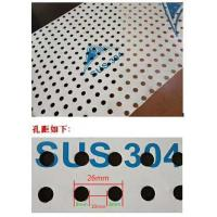 Wholesale Hole 1-30mm Laser Micro Perforated Stainless Sheet 304/316L Stainless Steel Panels from china suppliers