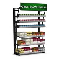 Wholesale Painted Mobile Cigarette Display Cabinet Stand With Shelves 360 Packs from china suppliers
