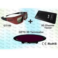 Wholesale Cybercafé 3D IR Multimedia Emitter kit with IR 3D Emitter and IR 3D Glasses  from china suppliers