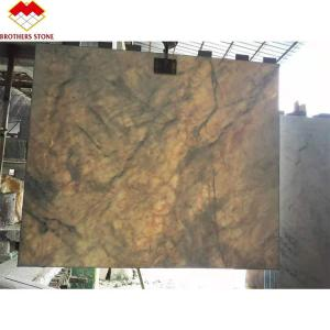 Wholesale Yabo White Transparent Marble Stone Slab For Coffee Table from china suppliers