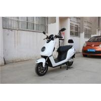 Wholesale 48V 20AH 1200W Street Legal Electric Road Scooter 350 - 500 Charging Cycles Battery Life from china suppliers