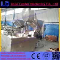 Wholesale Easy operation deep fry potato chips food processing equipment from china suppliers