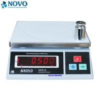 Buy cheap Supermarket Commercial Weight Scale Customized Load Identical Design Rugged from wholesalers
