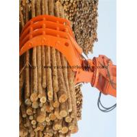 Wholesale Heavy Duty Excavator Rotating Grapple Mini Excavator Spare Parts Wear Resistance from china suppliers