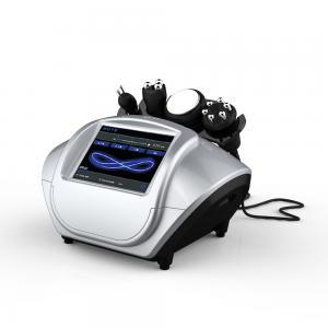 Wholesale 4Handles Tripolar RF Body Slimming Machine 40KH Ultrasonic from china suppliers