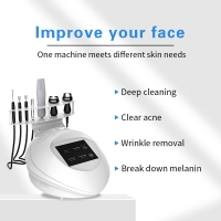 Wholesale Anti aging Bubble Facial Machine For Blackhead Remover from china suppliers