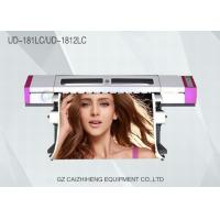 Wholesale Inkjet Polyester Eco Solvent Indoor Printing Machine Galaxy UD 181LC from china suppliers