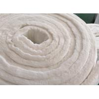 Wholesale Heat Resistant Refractory Ceramic Fiber Blanket For Boiler Insulation Erosion Resistance from china suppliers