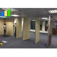 Wholesale Conference Room Division Soundproof Operable Folding Partition Walls from china suppliers