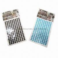 Wholesale Rhinestone stickers for car decoration, OEM designs are welcome from china suppliers
