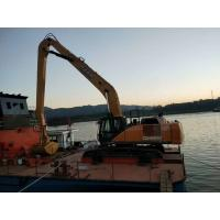 Quality Sany 365 Long Reach Excavator Booms And Stick 30m Digging Long Distance for sale