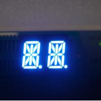 Buy cheap Common Anode 14 Segment Led Display 2 Digit 0 .54 Inch Super Bright Color from wholesalers