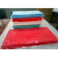 Wholesale Recyclable Square Nonwoven Fabric TNT Tablecloth 1m*1m, 1.4m*1.4m from china suppliers