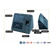 Wholesale Biometrict Face Identification Access Control System IR Camara TCP IP 4.3 Inch Touch Screen from china suppliers