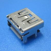 Wholesale shield HDMI connector SMT type 19 PIN Female from china suppliers