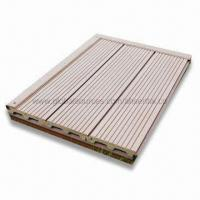 Eco friendly wpc deck board for outdoor floors of item for 5 metre decking boards