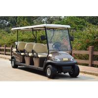 Buy cheap 6 Seater Electrical Golf Buggy Car With Lead Acid Battery Or Lithium Battery 48V from wholesalers