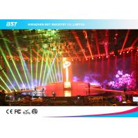Buy cheap Stage Concert Show P6.25 Rental LED Display Panel with 1/10 Scan Driving Mode product