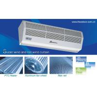 Wholesale ISO 9001 Approved Heat Pump Air Curtain With Automatic Temperature Controling from china suppliers