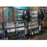 Wholesale High Output Marine Reverse Osmosis Water Maker Desalination Machine For Boat from china suppliers