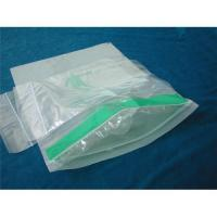 China Zipper plastic bag,zippers bag,poly zipper bag,locking zipper bag,zipper bank bag on sale