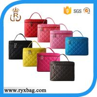 Wholesale Portable cosmetic bag makeup bag make-up kit cosmetics case storage bag from china suppliers