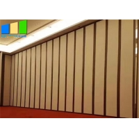 Wholesale Custom Made Folding Room Divider Operable Wall Soundproof Partition Wall from china suppliers