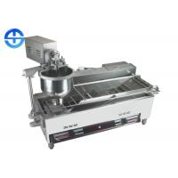 Wholesale Double Row Automatic Donut Making Machine Stainless Steel Material Gas Type from china suppliers