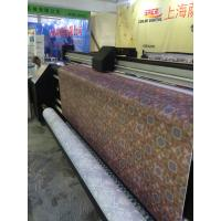 Wholesale Epson Head Digital Sublimation Printing Machine For Custom Fabric Double 4 Color CMYK from china suppliers