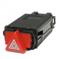 Wholesale 8D0941509H Car Indicator Switch AUDI A4 ABS Material Warning Signal Light Switch from china suppliers